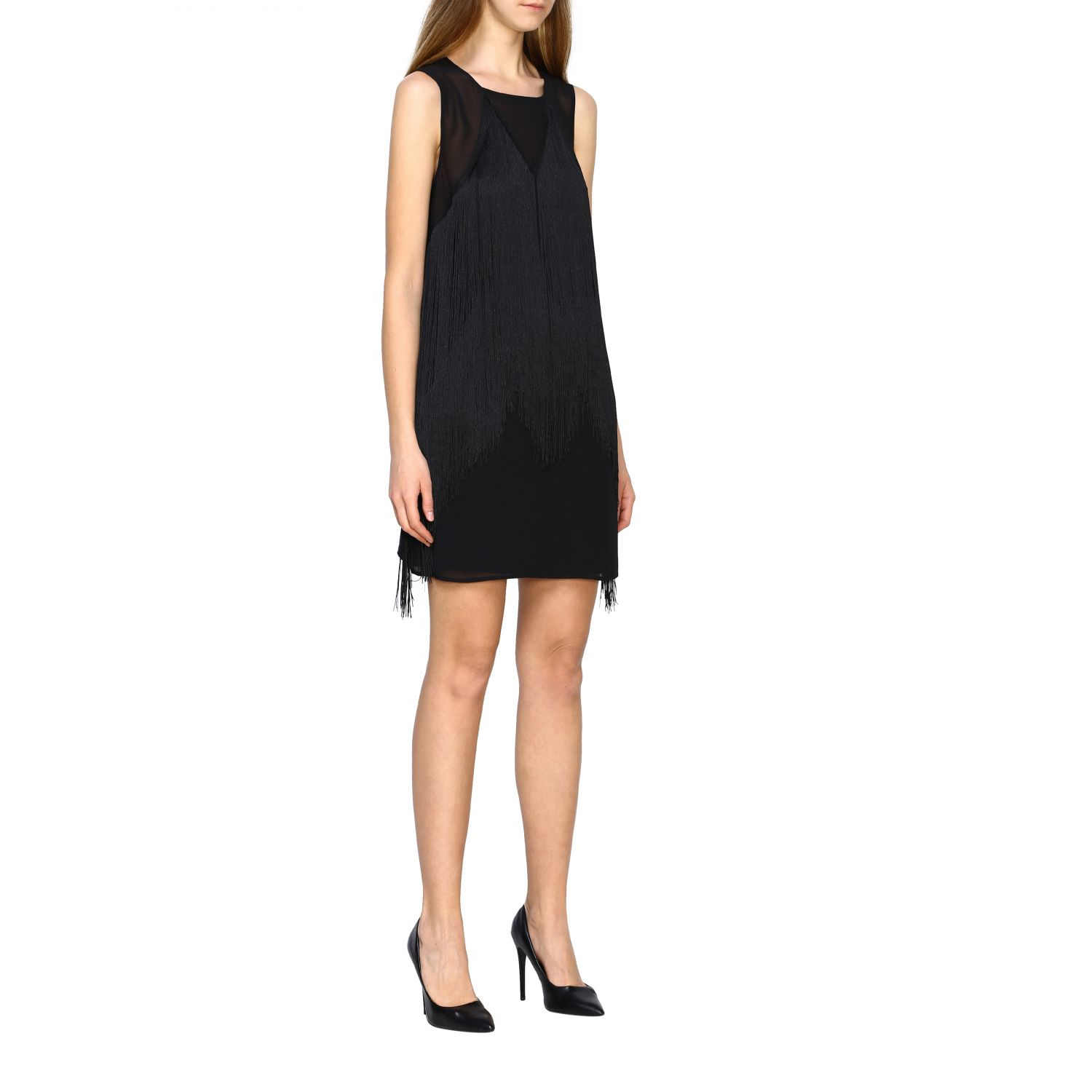 Dress women Liu Jo black 1