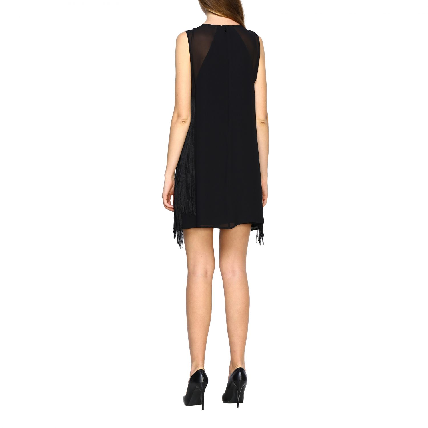 Dress women Liu Jo black 2