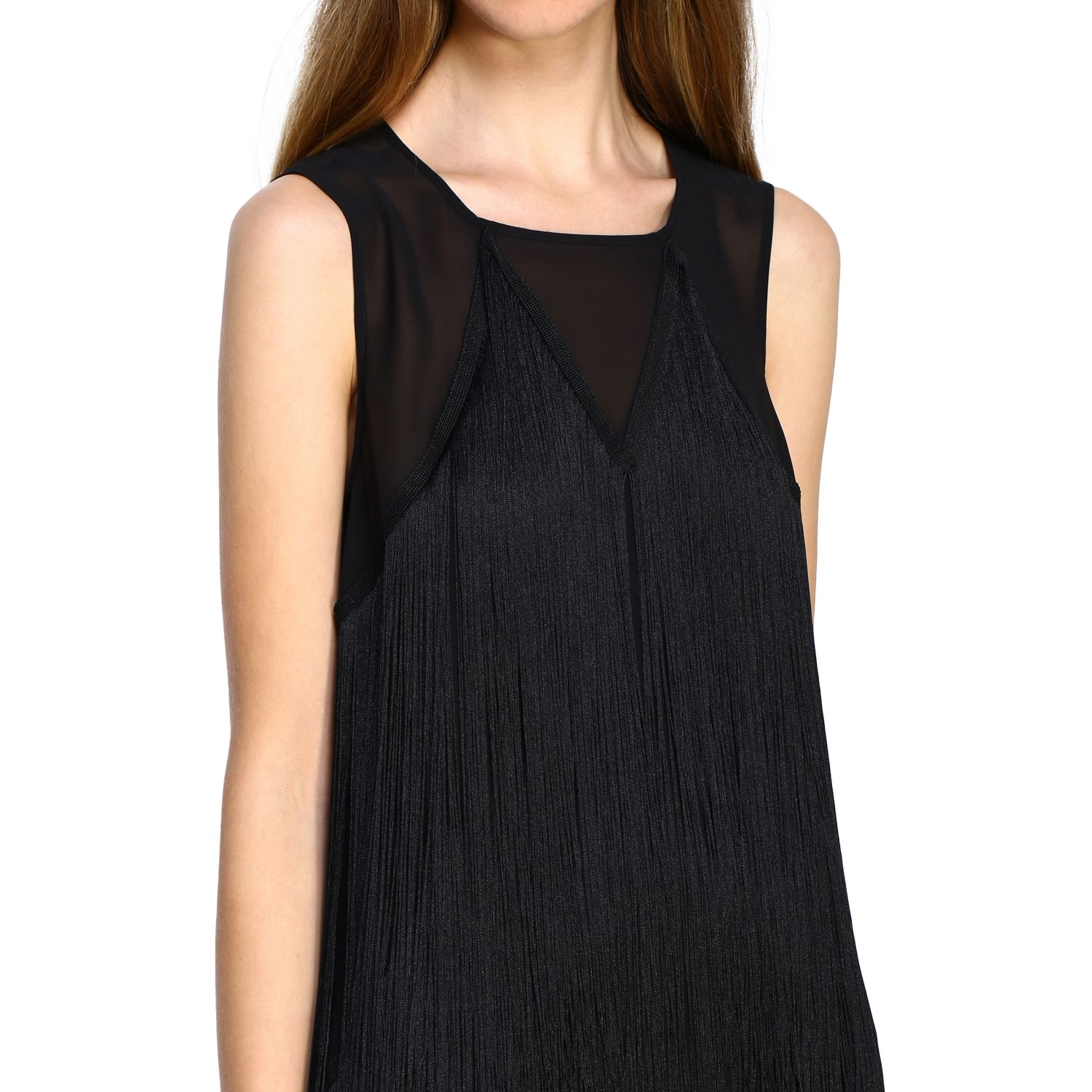 Dress women Liu Jo black 4
