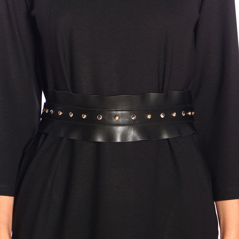 Cinturón Liu Jo: Cinturón mujer Liu Jo negro 1