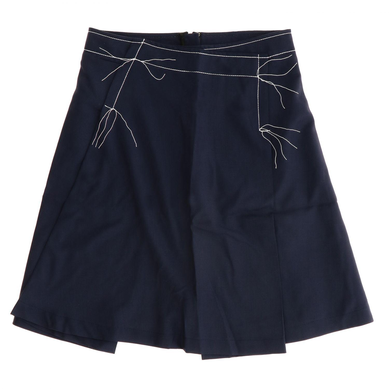 Skirt Marni: Skirt kids Marni blue 1