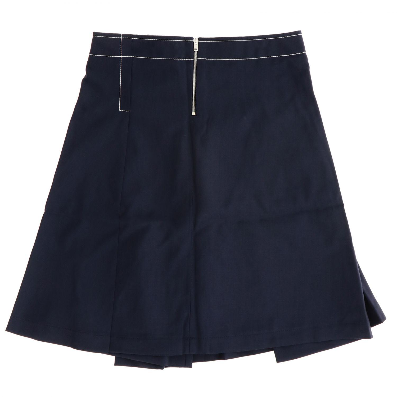 Skirt Marni: Skirt kids Marni blue 2