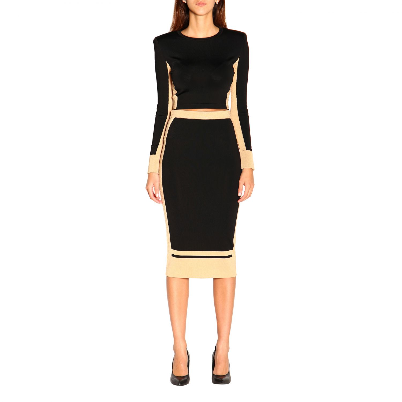 Suit separate women Elisabetta Franchi black 1