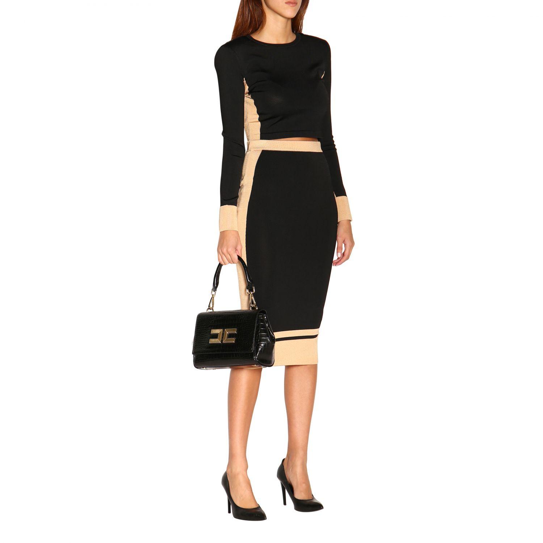 Suit separate women Elisabetta Franchi black 2
