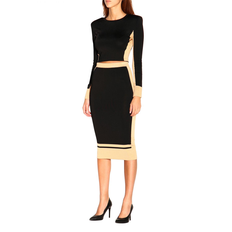 Suit separate women Elisabetta Franchi black 4