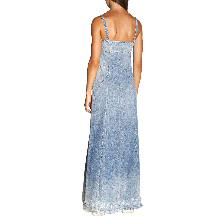 Kleid damen Diesel denim 3