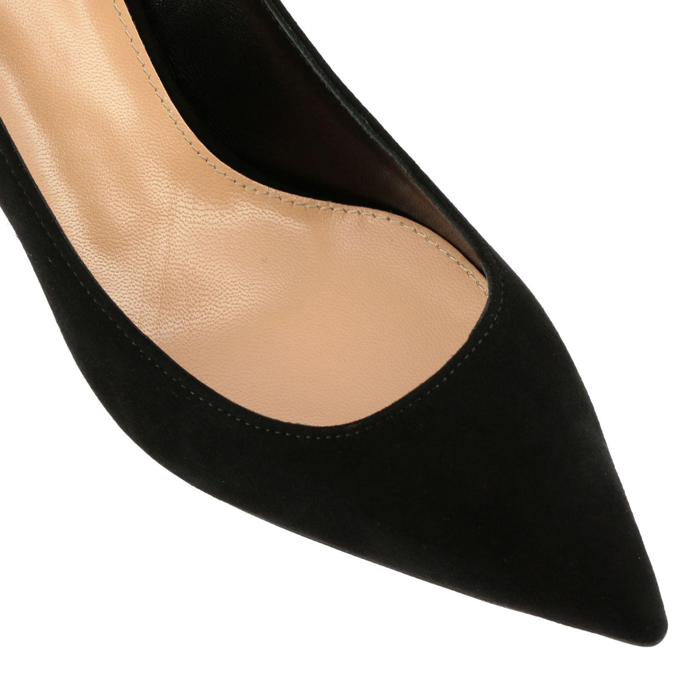 Scarpe con tacco Elisabetta Franchi: Décolleté Elisabetta Franchi con stella di strass nero 4