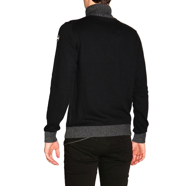 Colmar 基本款长袖高领毛衣 黑色 3