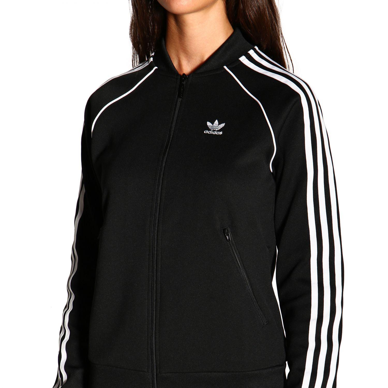 sweat-shirt femme adidas