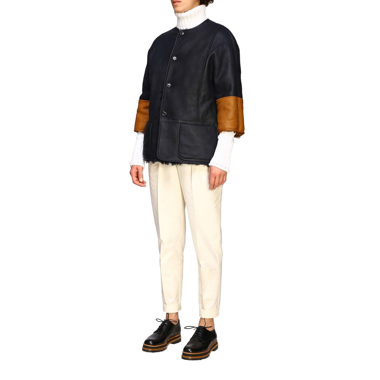 Fur coats Marni: Jacket women Marni blue 4