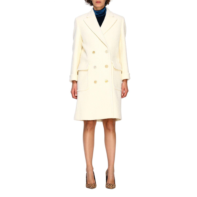 Coat Marni: Coat women Marni white 1