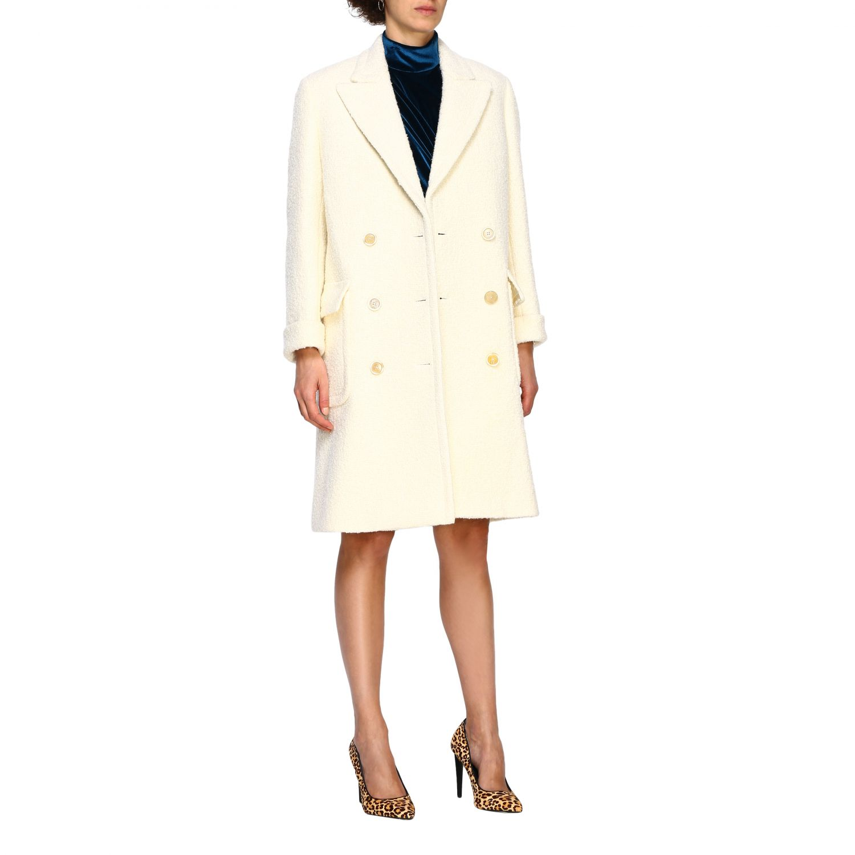 Coat Marni: Coat women Marni white 2