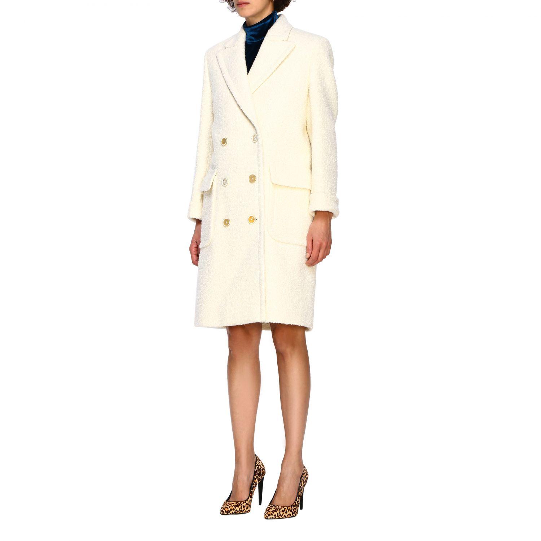 Coat Marni: Coat women Marni white 4