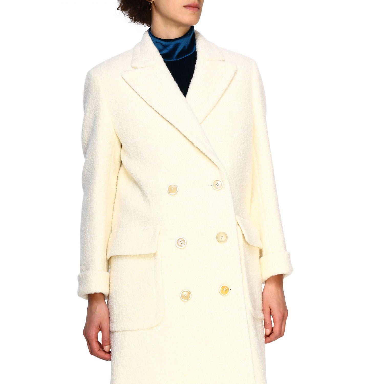 Coat Marni: Coat women Marni white 5