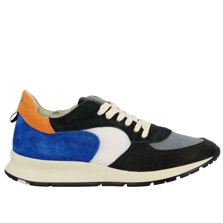 Sneakers herren Philippe Model bunt 1