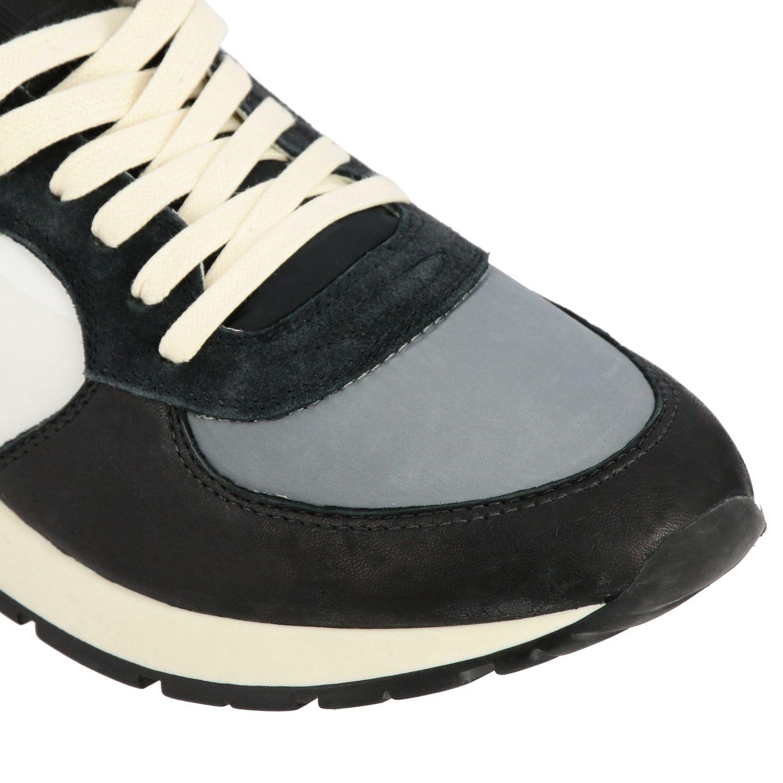 Sneakers herren Philippe Model bunt 4
