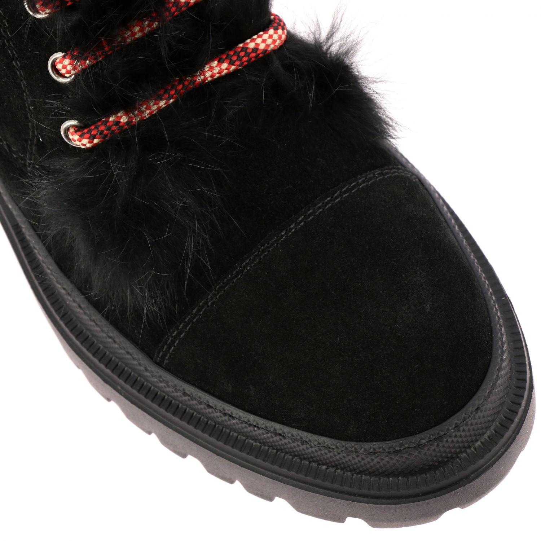 Shoes women Pollini   Flat Booties