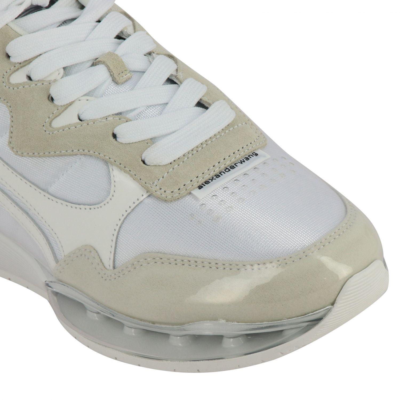 Sneakers Alexander Wang: Sneakers women Alexander Wang white 4