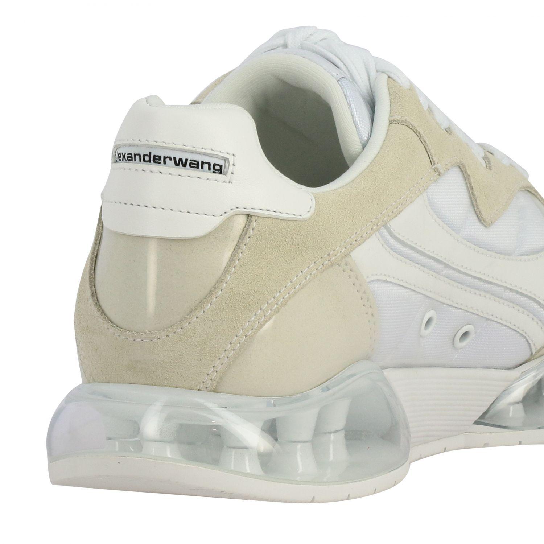 Sneakers Alexander Wang: Sneakers women Alexander Wang white 5