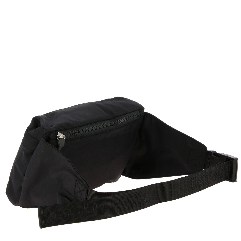 Bag kids Dsquared2 Junior black 2