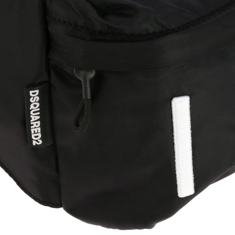 Bag kids Dsquared2 Junior black 3