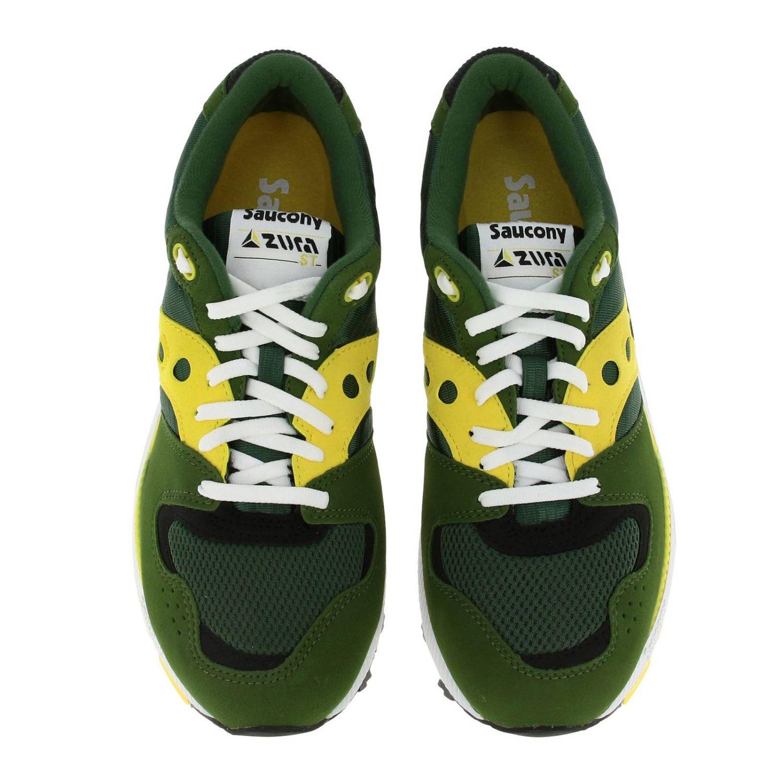 Trainers men Saucony green 3