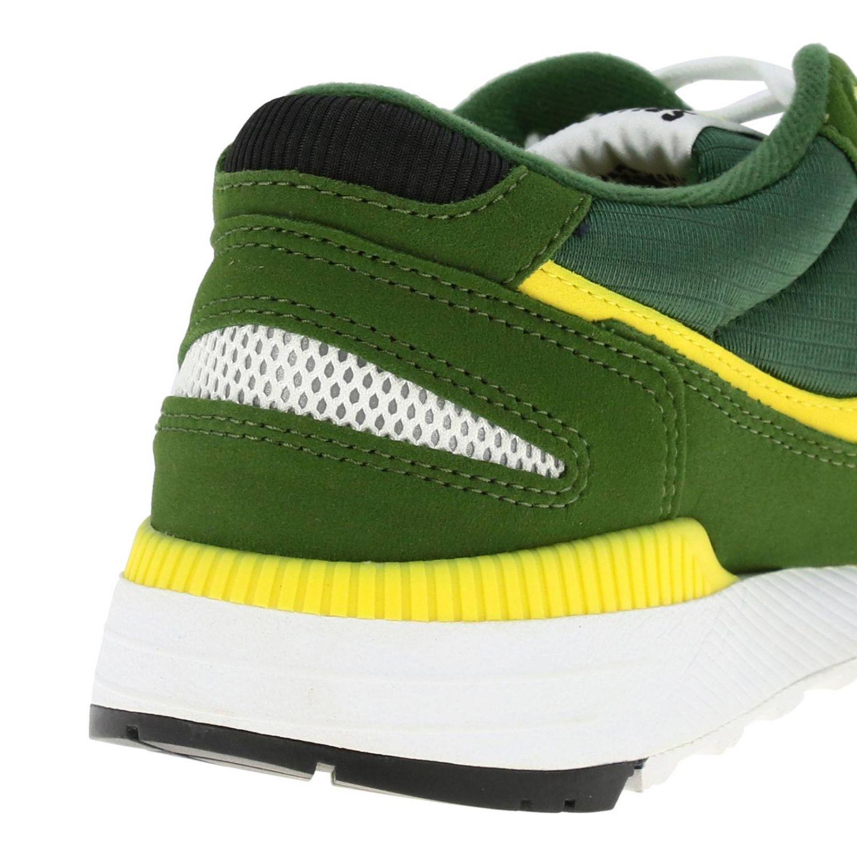 Trainers men Saucony green 5