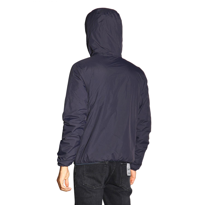 Jacket men K-way charcoal 3