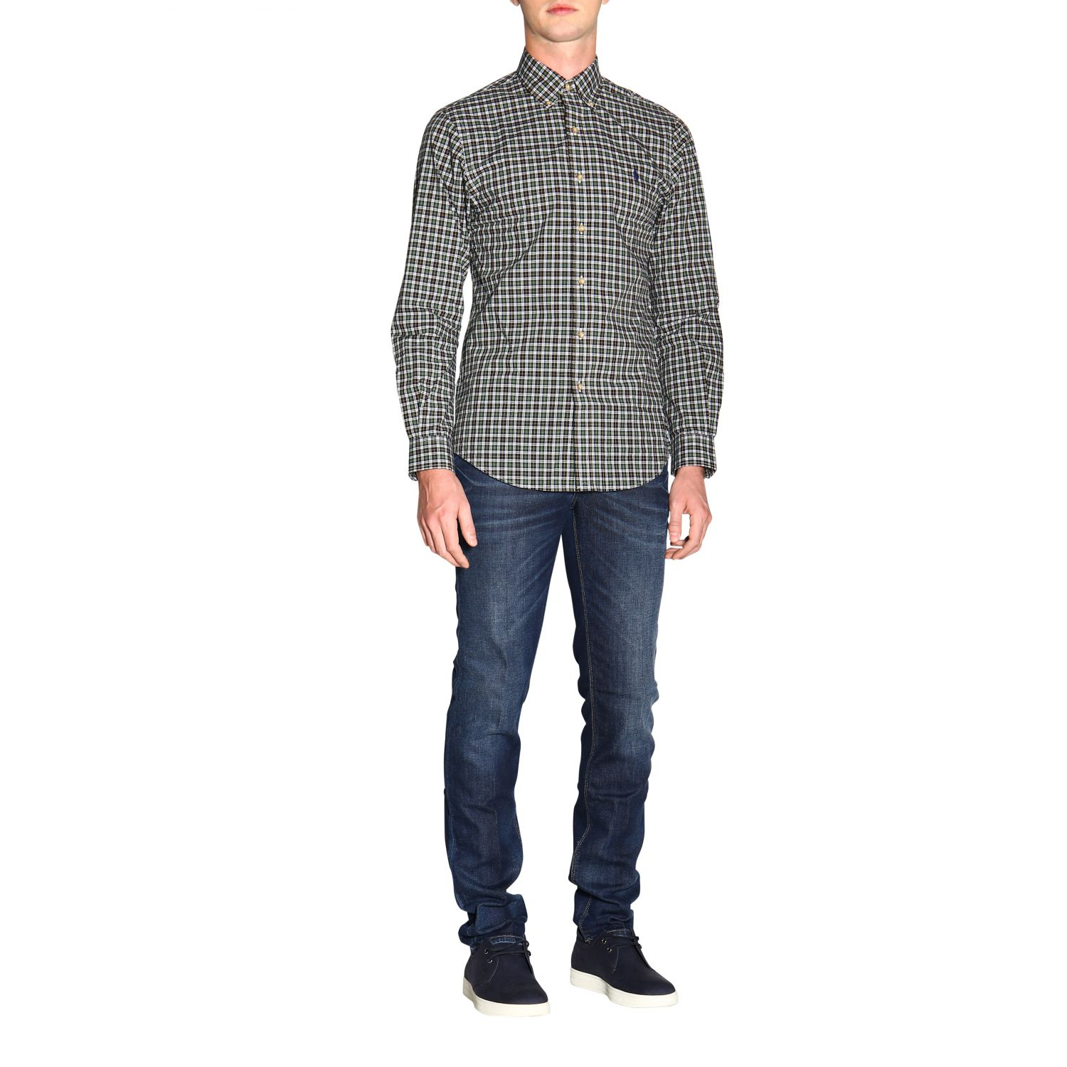 Jeans hombre Re-hash azul oscuro 2