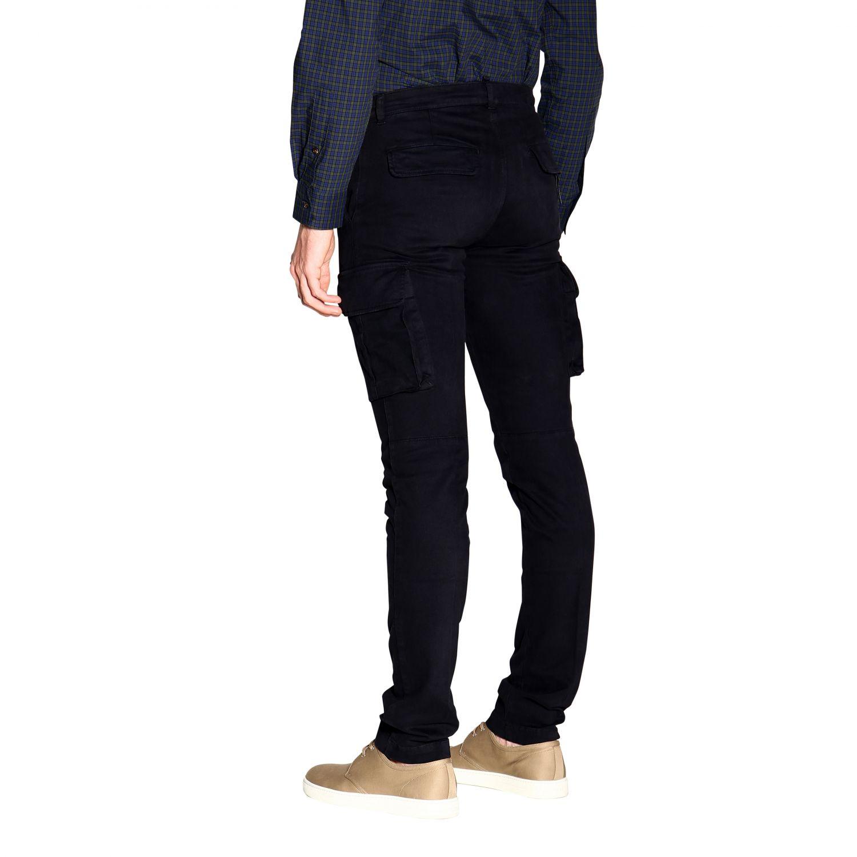 Pantalón hombre Re-hash azul oscuro 3