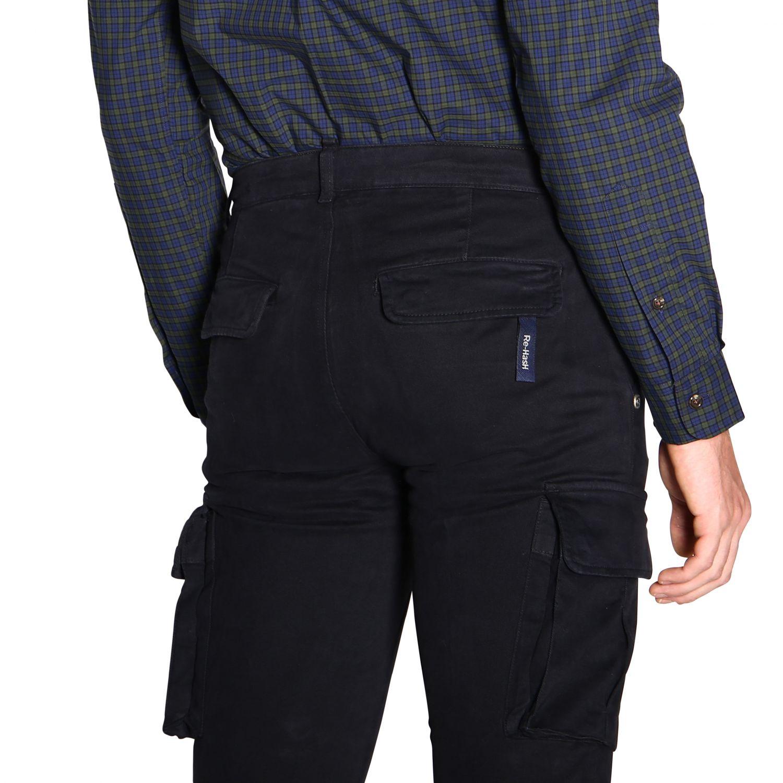 Pantalón hombre Re-hash azul oscuro 5