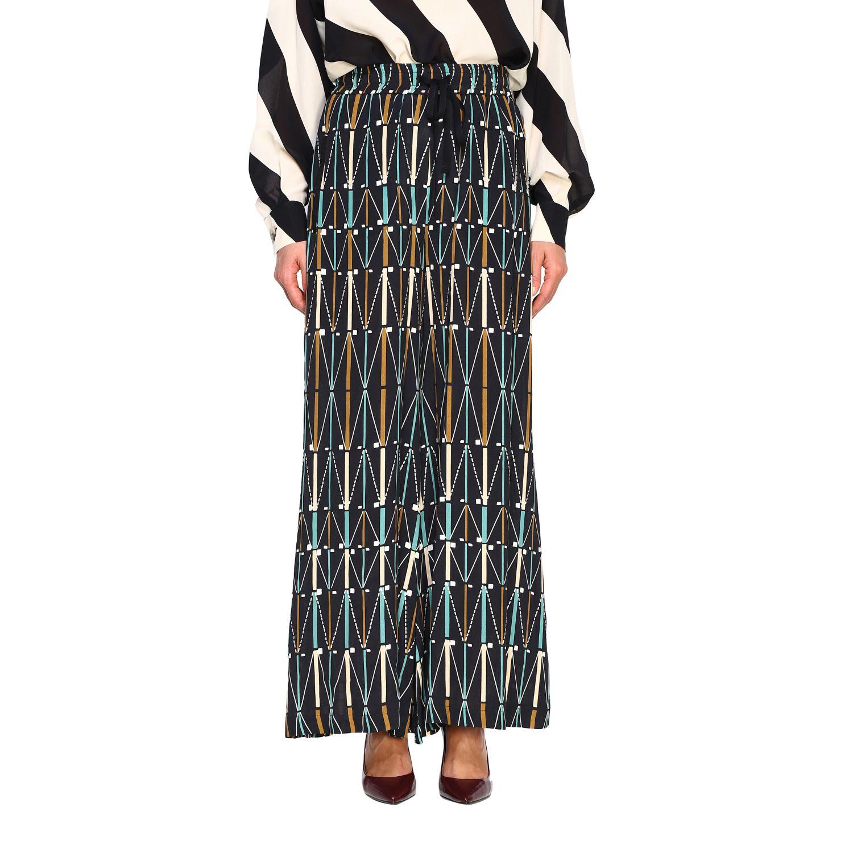 Pantalone Alysi: Pantalone donna Alysi nero 1