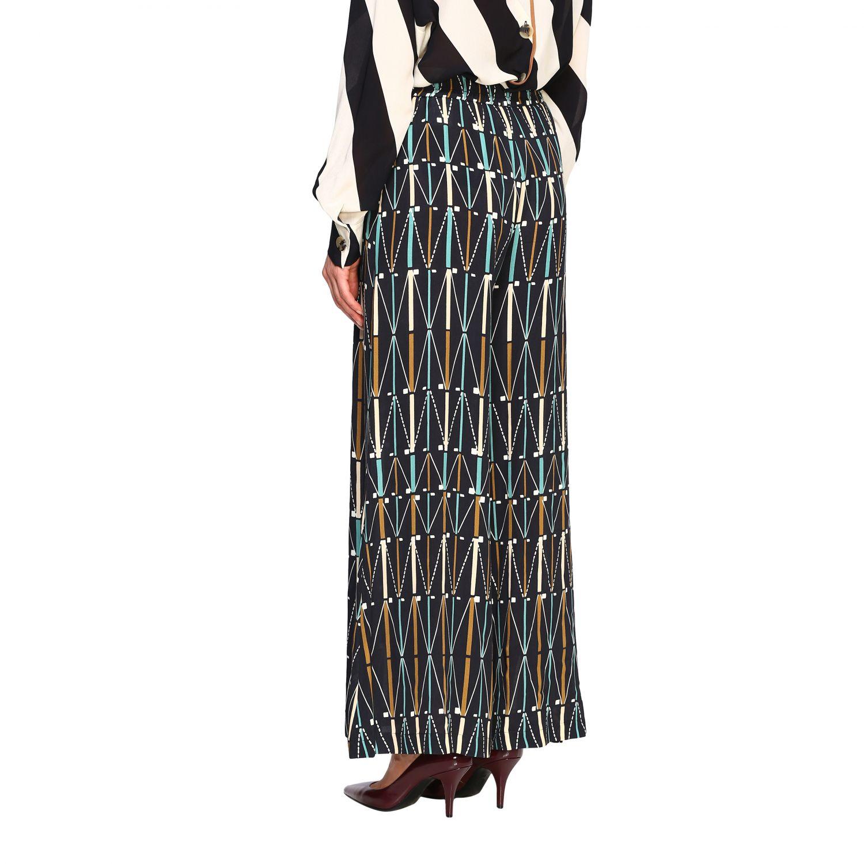 Pantalone Alysi: Pantalone donna Alysi nero 3