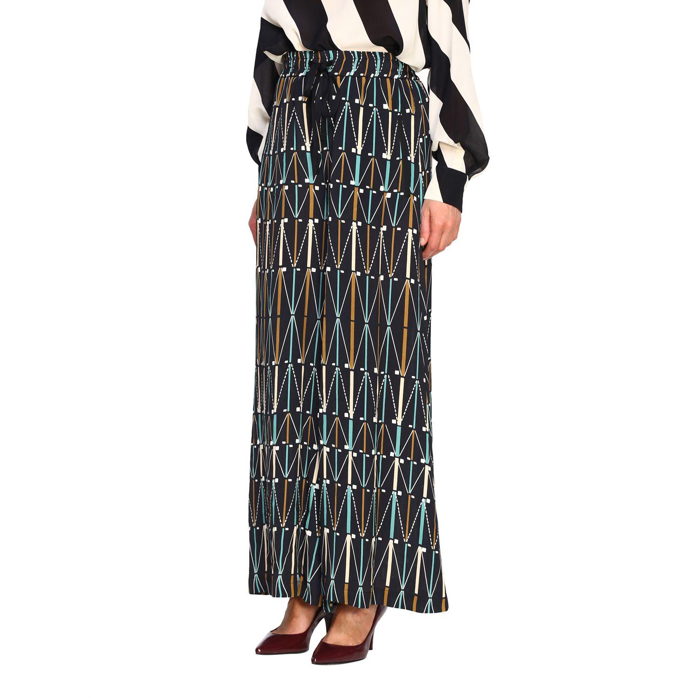 Pantalone Alysi: Pantalone donna Alysi nero 4