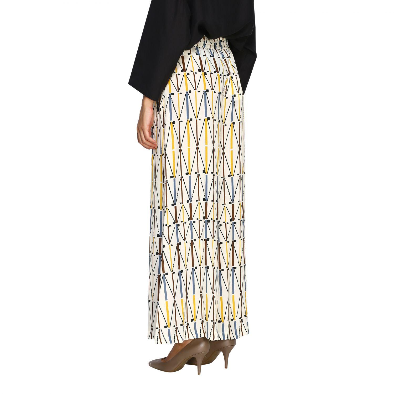 Pants Alysi: Pants women Alysi ivory 3