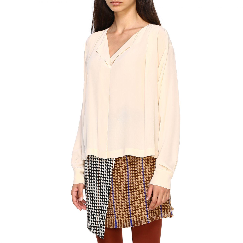 Camicia Alysi: Camicia donna Alysi burro 4