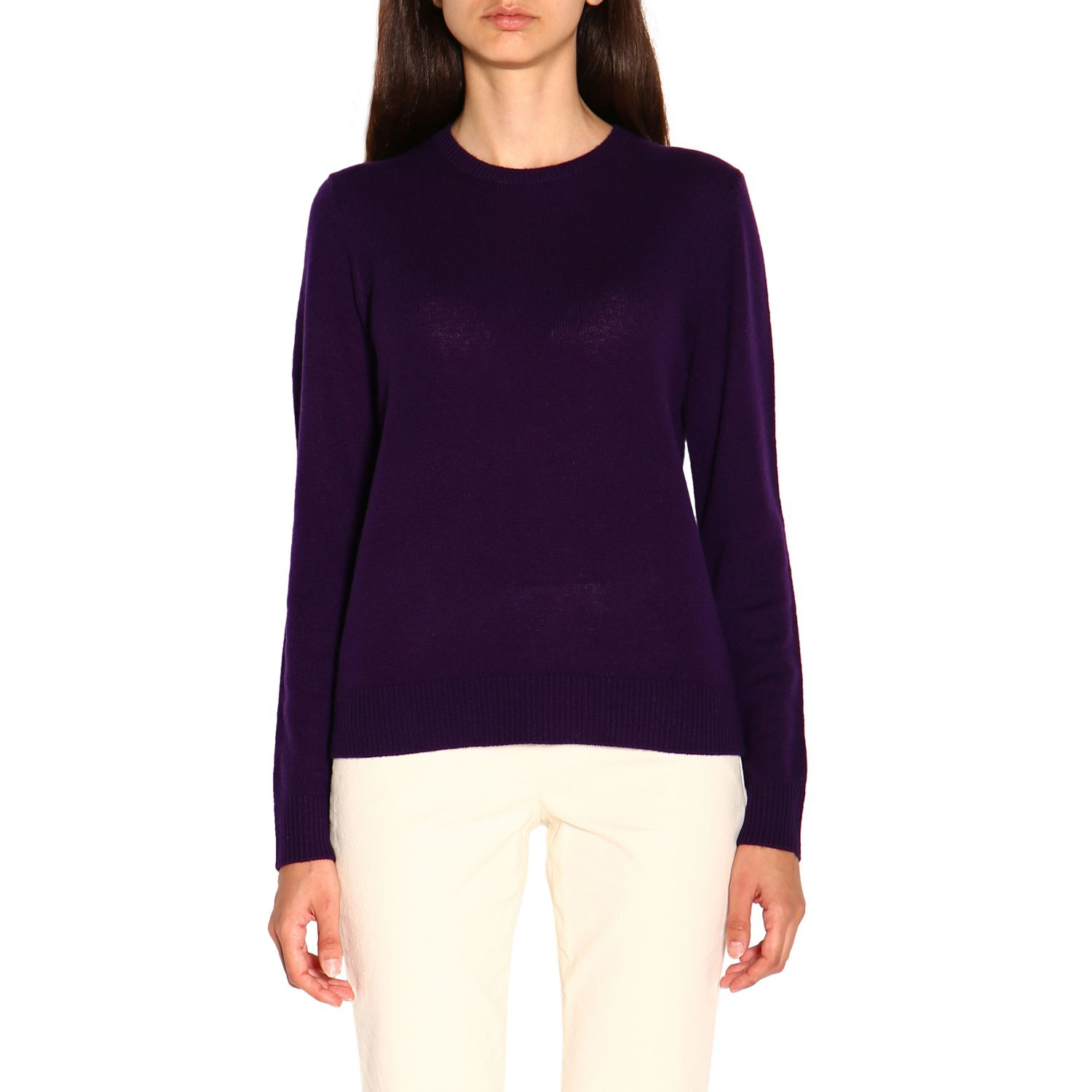 Jumper women Theory violet 1