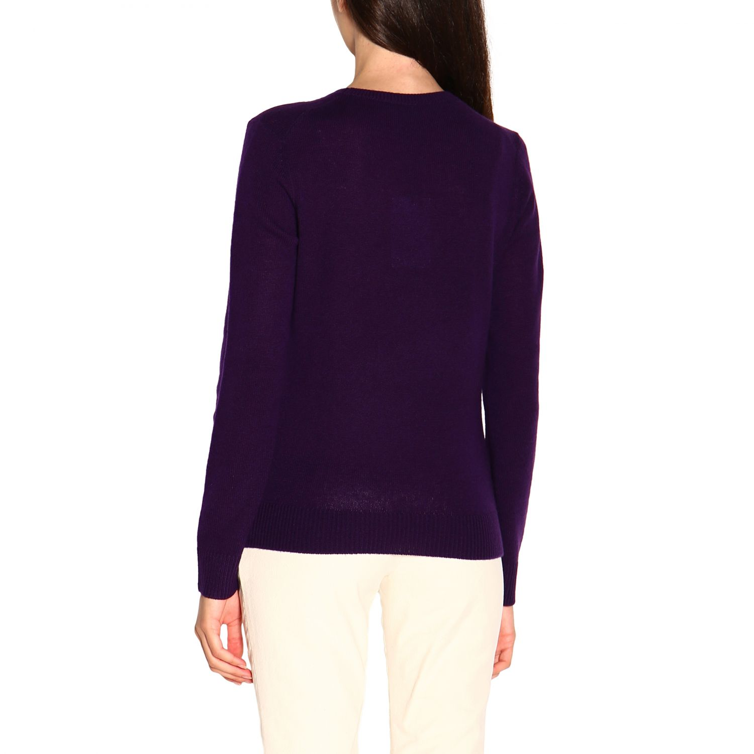 Jumper women Theory violet 3