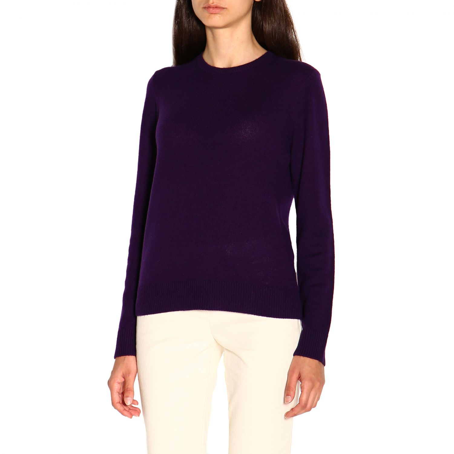 Jumper women Theory violet 4