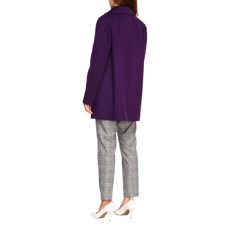 Blazer women Theory violet 3