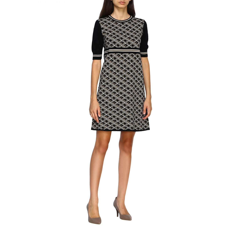 Dress D.exterior: Dress women D.exterior multicolor 1
