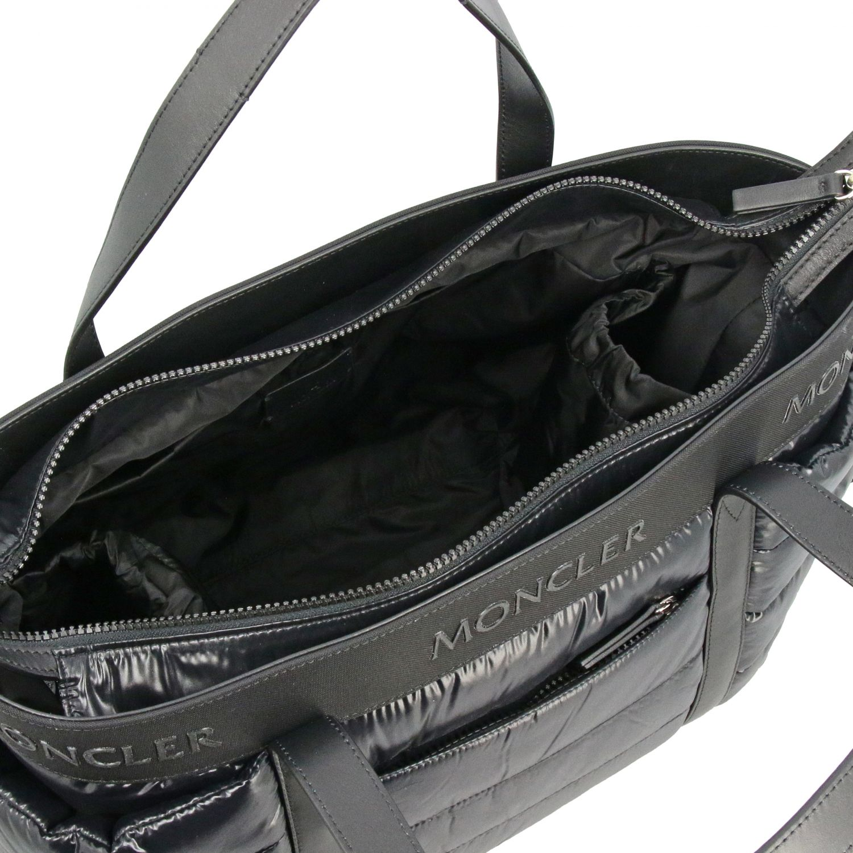 Duffel bag kids Moncler black 4