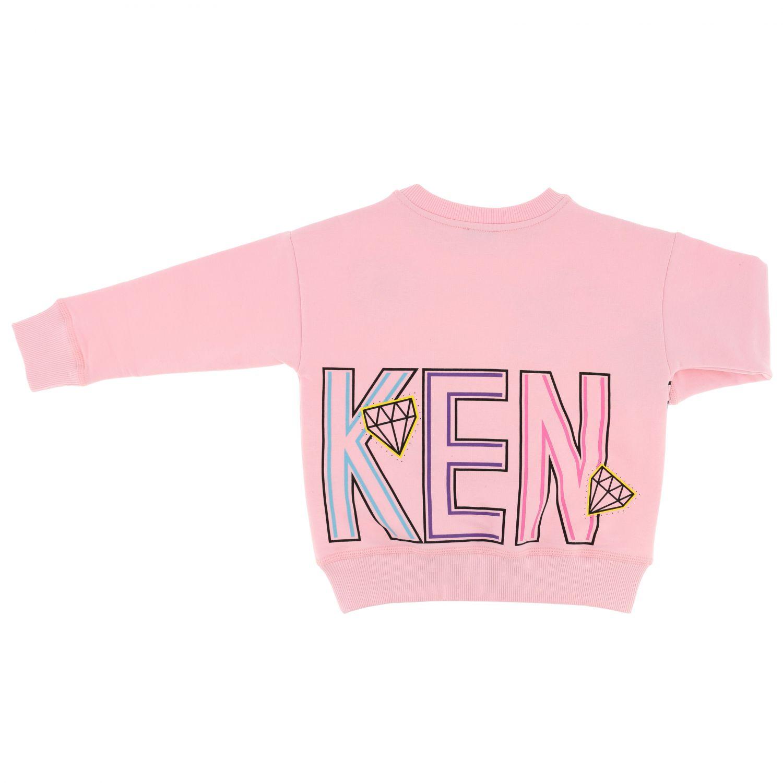Pull Kenzo Junior: Pull enfant Kenzo Junior rose 2