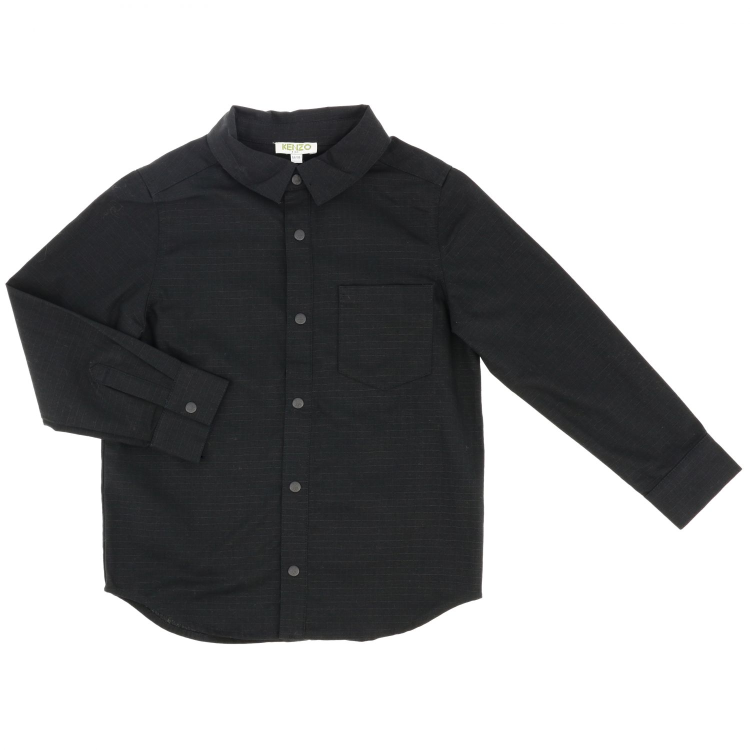 Shirt kids Kenzo Junior black 1