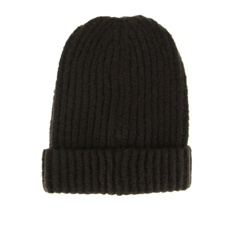Hat Twin Set: Hat women Twin Set black 1