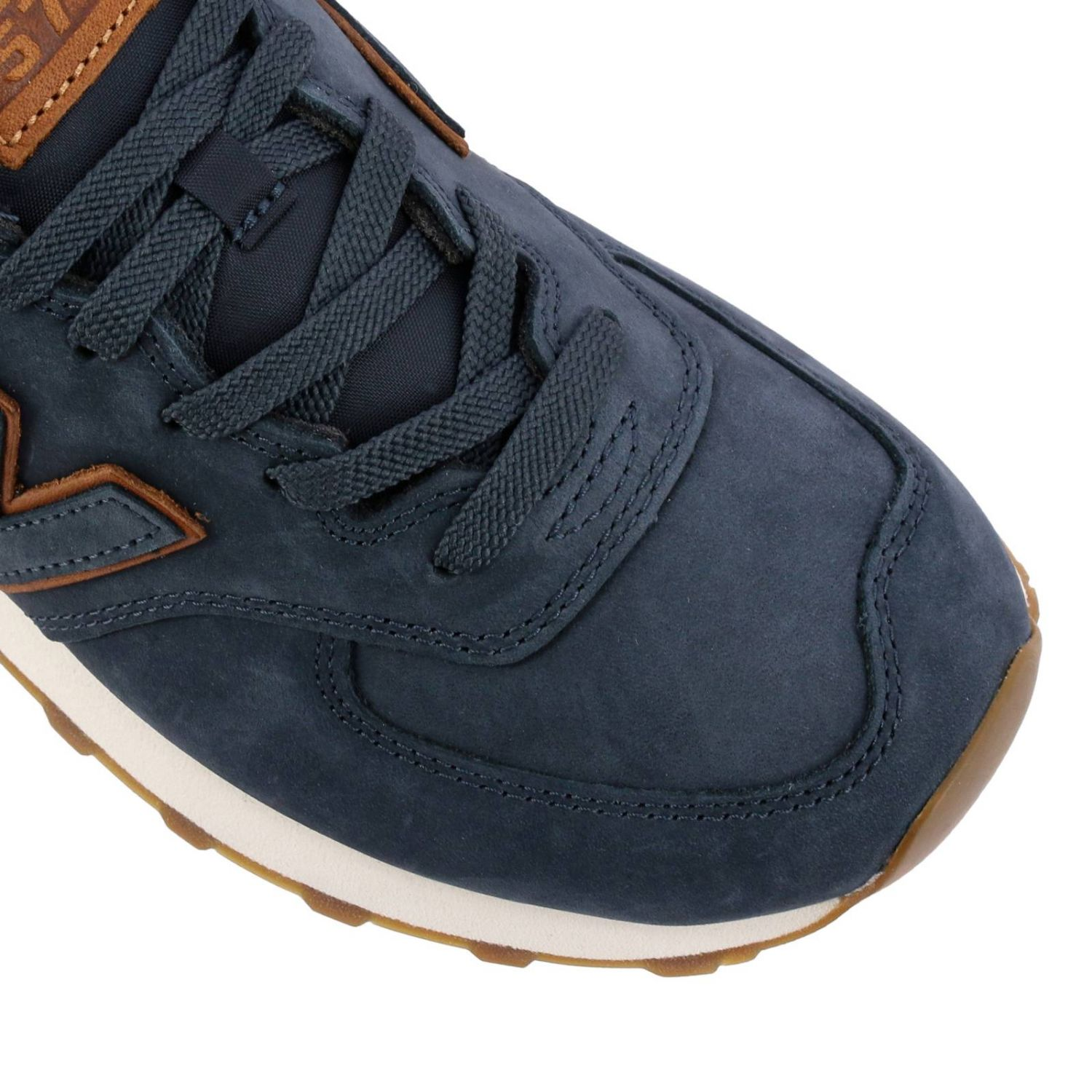 Trainers New Balance: Trainers men New Balance blue 4