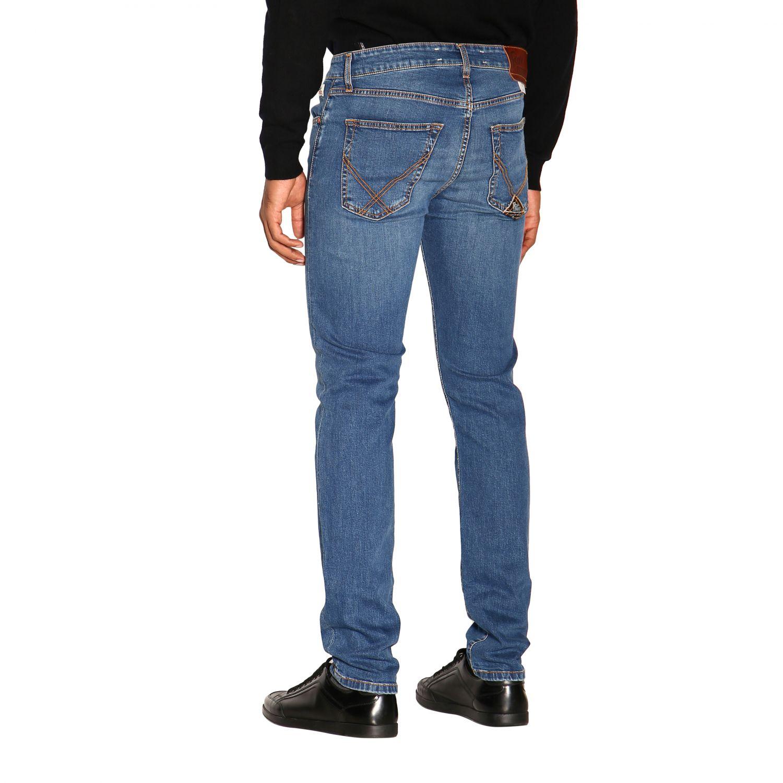 Jeans Roy Rogers: Jeans hombre Roy Rogers denim 3