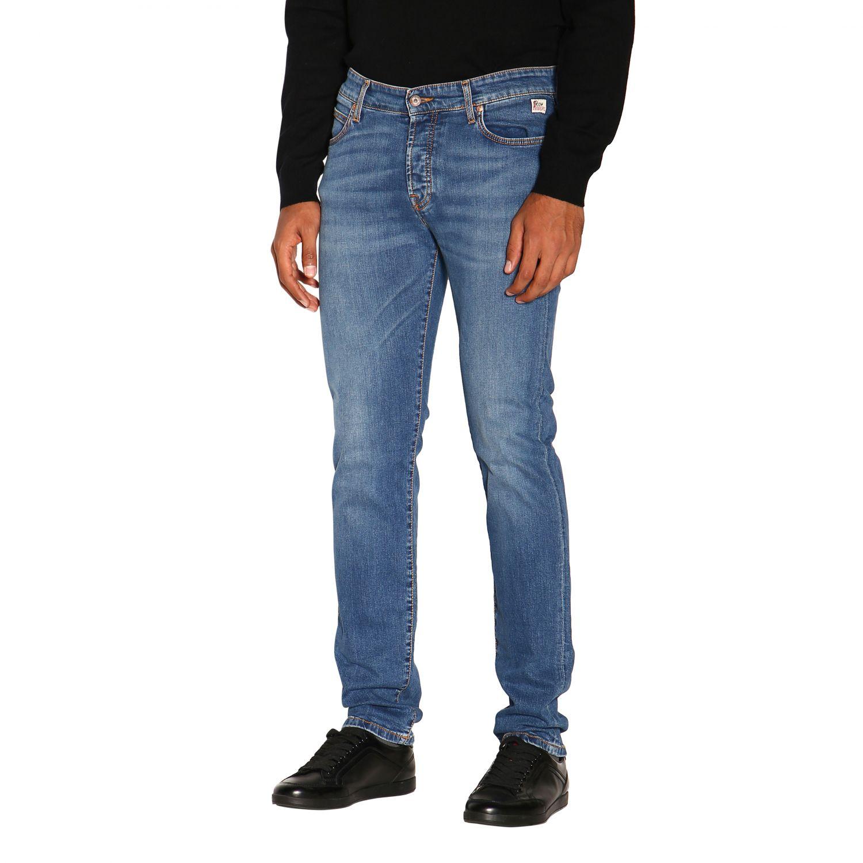 Jeans Roy Rogers: Jeans hombre Roy Rogers denim 4