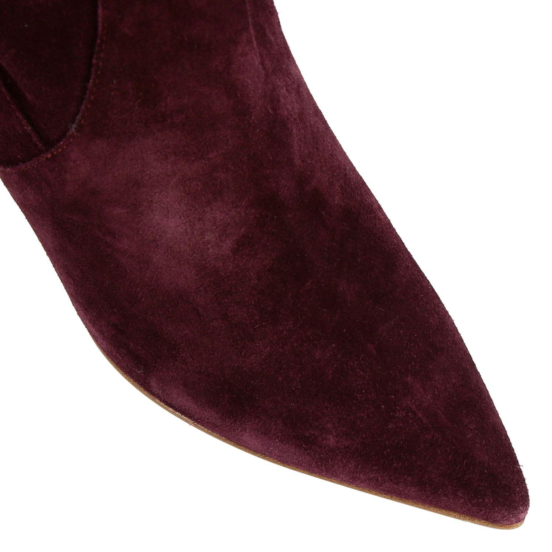 Boots women Red(v) violet 3