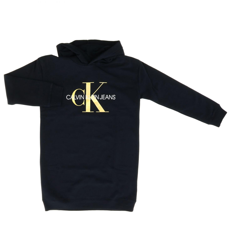 Abito Calvin Klein: Abito bambino Calvin Klein nero 1